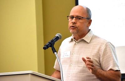 Mark Peters, JPR director