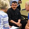 Fr. José Gonzalez, associate director of Human and Spiritual Formation at SHSST.