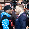 Mayweather McGregor Boxing