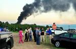 Military Plane Crash