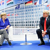 APTOPIX Trump NATO Summit