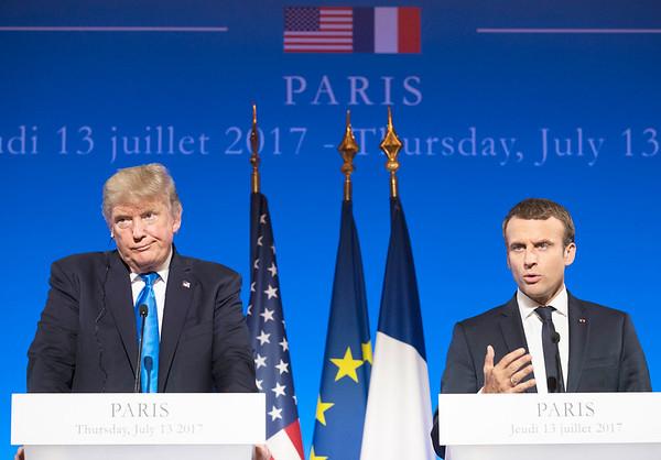Trump France