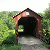 Day 4: covered bridge off SR 26 near Marietta