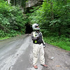 Day 2: The Nada Tunnel, KY 77, near Slade.  The other side of the prior pictures.