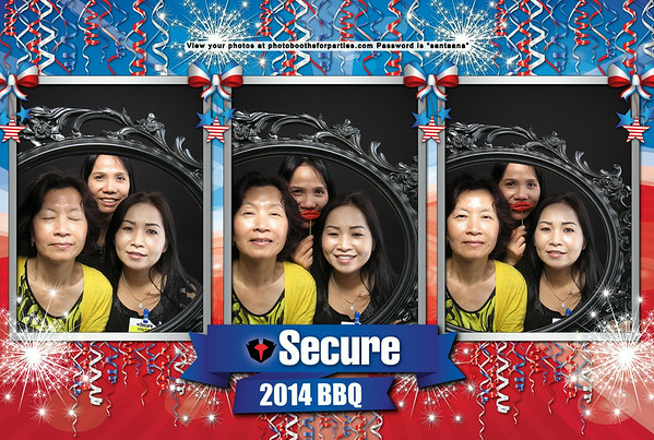 Secure 2014 BBQ