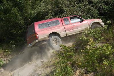 July 2015 Wills Creek 4WD