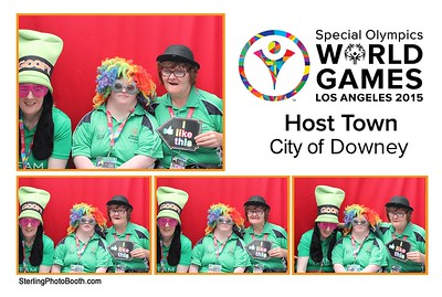 City of Downey - Special Olympics World Games