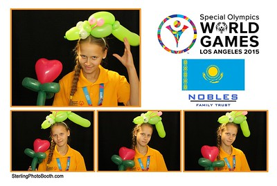 Special Olympics World Games - Nobles Family Trust