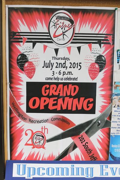 WRC Grand Opening 070215