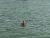 040 Rhein-Swimming with Henni