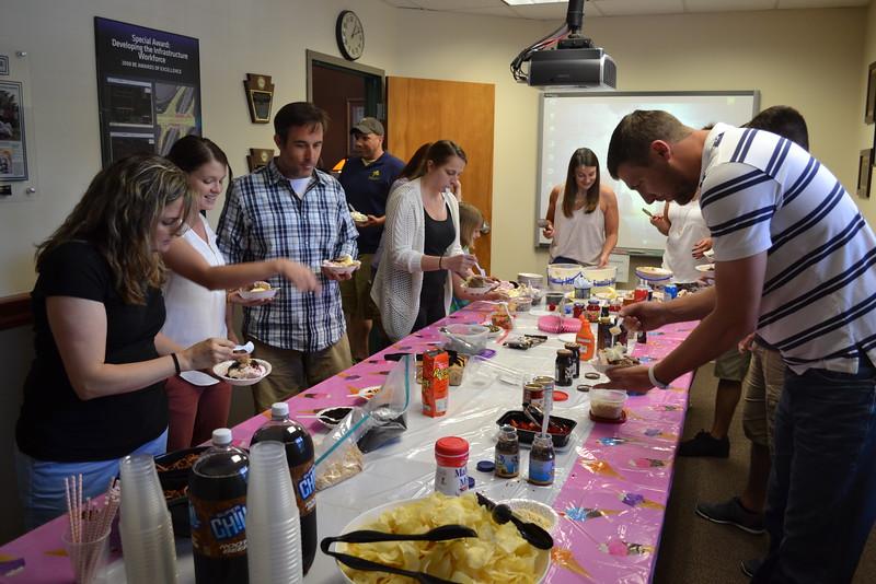 July 2016: Ice Cream Social