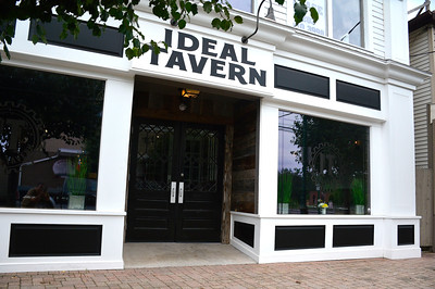 7/15/2016 Mike Orazzi | Staff Ideal Tavern in Southington Friday.