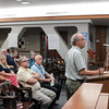 071916  Wesley Bunnell | Staff<br /> <br /> New Britain's Common Council held a meeting open to public speakers regarding the sale of the Patton Brook Well to Southington.  Robert Mathis spoke against the sale of the well.