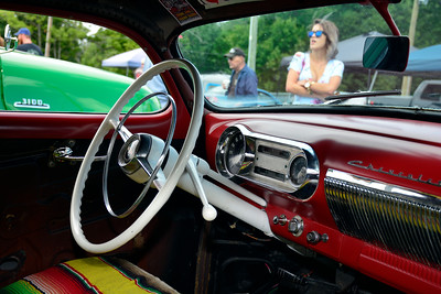 7/2/2016 Mike Orazzi | Staff The 11th annual Rumblers Nomads RUMBLE IN THE COUNTRY Car and Bike Show at the Terryville Fairgrounds Saturday morning.