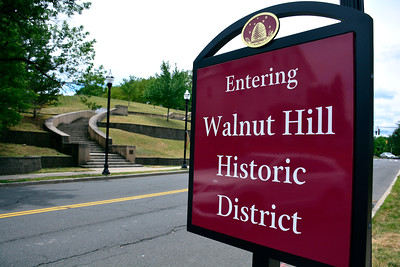 7/2/2016 Mike Orazzi | Staff The Walnut Hill Historic District in New Britain.