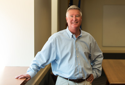 070716  Wesley Bunnell | Staff  New Britain Public Schools Attendance Director Joe Vaverchak.