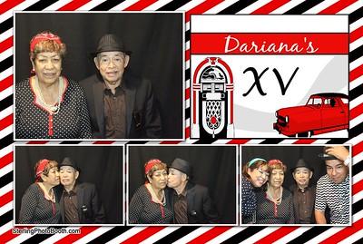 Dariana's XV