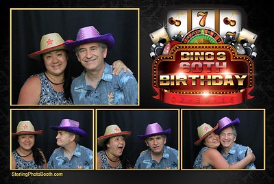 Dino's 60th Birthday