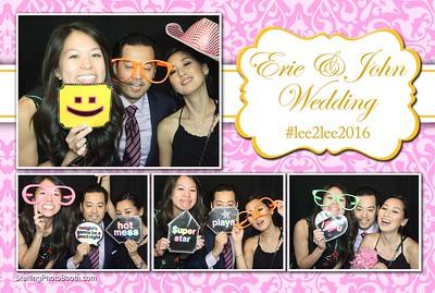 Erie & John's Wedding