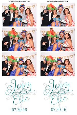 Jenny & Eric's Wedding