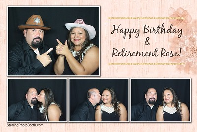 Rose's 70th Birthday & Retirement Party