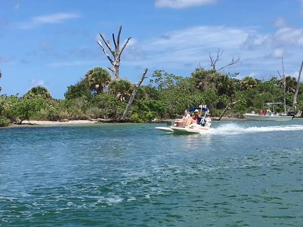 07/13/17 - Barrier Islands 11:30
