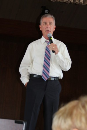 July General Meeting - Jim Farrell Meteorologist