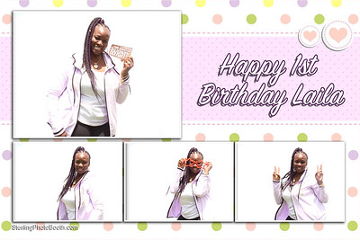 Laila's 1st Birthday