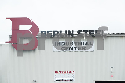 071417  Wesley Bunnell | Staff  Berlin Steel's Industrial Center directly next to the Berlin Train Station.