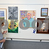 072017  Wesley Bunnell | Staff<br /> <br /> The Hospital for Special Care held their 14th Annual Juried Art Show on Thursday evening with an exhibition running until September 28th.