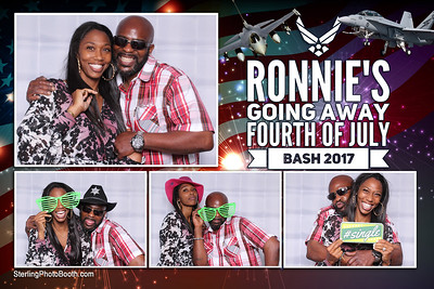 Ronnie's Going Away Bash