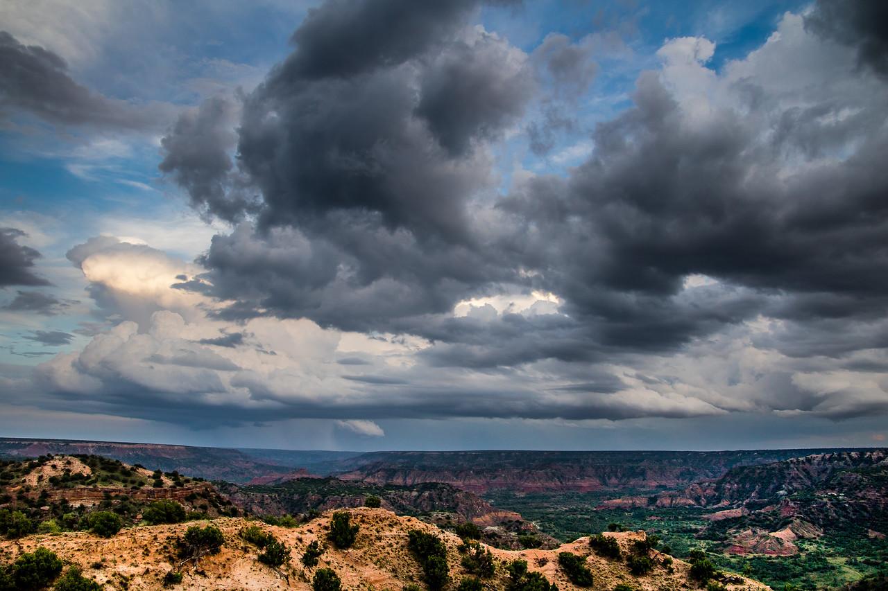Canyon Cloudscape