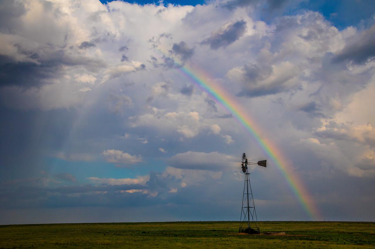 Randall County Rainbow
