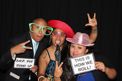 ShutterBooth photobooth rentals at weddings in Albuquerque NM