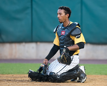 06/29/18  Wesley Bunnell | Staff  The New Britain Bees were defeated 6-4 by the Southern Maryland Blue Crabs. James Skelton (3)