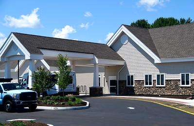 7/18/2018 Mike Orazzi | Staff The Calendar House Senior Center in Southington.