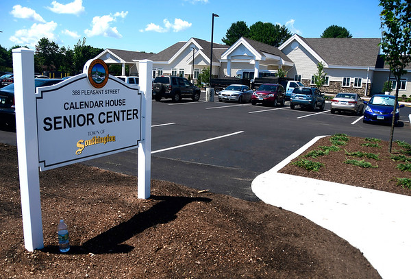 7/18/2018 Mike Orazzi | Staff The Calendar House Senior Center in Southington.