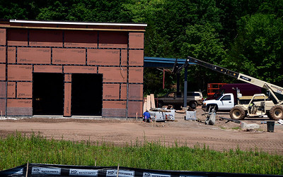 7/20/2018 Mike Orazzi   Staff Construction at the former Chung Property In Plainville.
