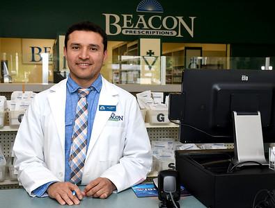 7/6/2018 Mike Orazzi | Staff Gus at Beacon Prescriptions in Bristol.