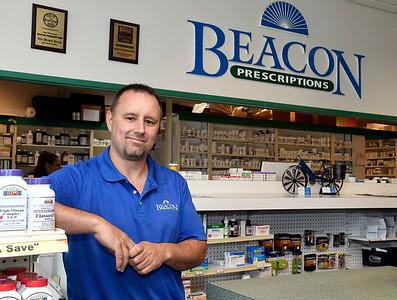 7/6/2018 Mike Orazzi | Staff Corey at Beacon Prescriptions in Bristol.