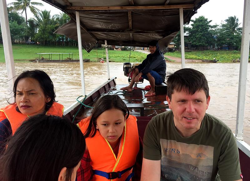 boat ride again
