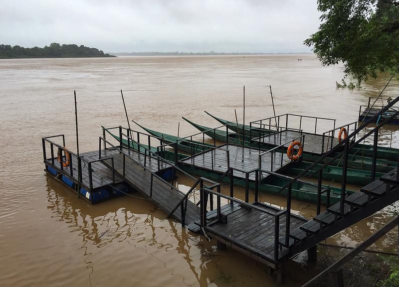 Champasak Dock