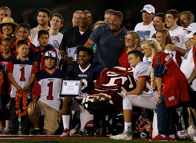 45th Annual Charlie Wedemeyer High School All-Star Football Game
