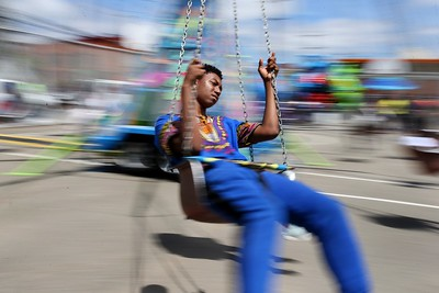 4th Annual McClymonds Carnival