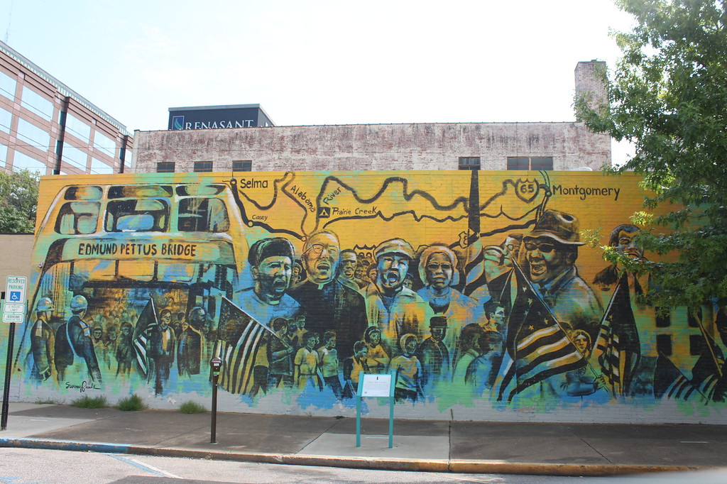 Bloody Sunday mural