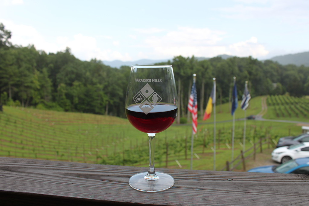 Paradise Hills Winery, Blairsville