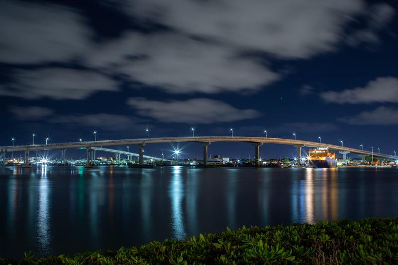 Nassau Nightscape