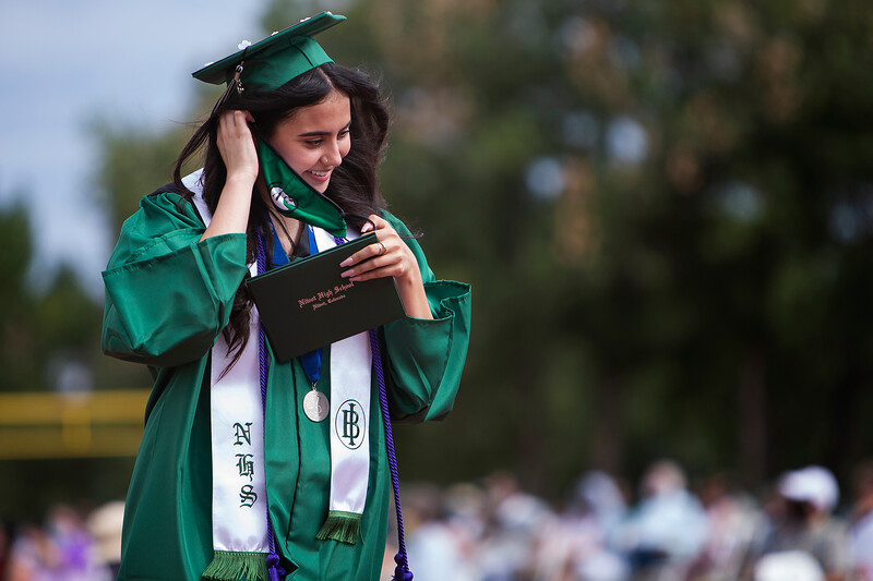 Niwot High School Graduation