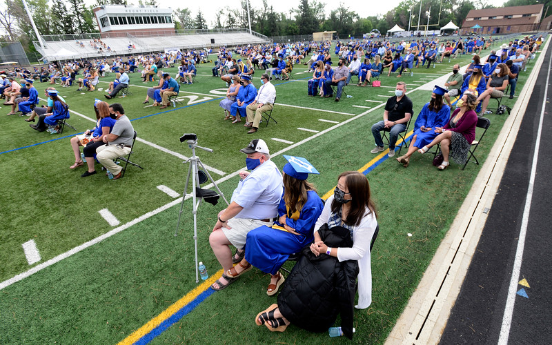 Broomfield Graduation Ceremony