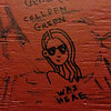 Though she played many shows there in her years attending UMass Lowell, Colleen Green had never signed the wall upstairs at the Worthen -- as most who play there do -- until a visit last week in which she bumped into Worthen owner Penny Hamourgas. SUN/Robert Mills